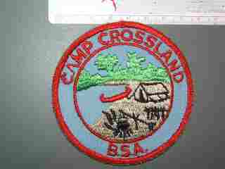 Camp Crossland Indiana