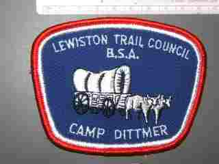 Camp Dittmer Lewiston Trail Council New York