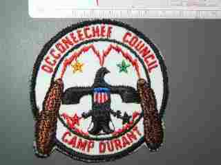 Camp Durant Occoneechee Council