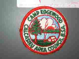 Camp Edgewood Calcasieu Area Council Louisiana