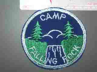 Camp Falling Rock Central Ohio Council