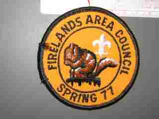 Firelands Area Council '77 Spring