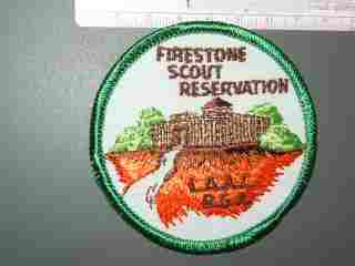 Firestone Scout Reservation LAAC California