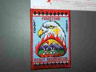 Firestone Scout Reservation LAAC California