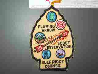 Flaming Arrow Scout Reservation Gulf Coast Council Florida