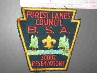 Forest Lakes Council Scout Reservation Pennsylvania