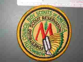 Forestburg Scout Reservation Monmouth Council New Jersey