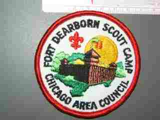 Fort Dearborn Scout Camp Chicago Area Council Illinois