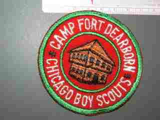 Camp Fort Dearborn Chicago Council Illinois