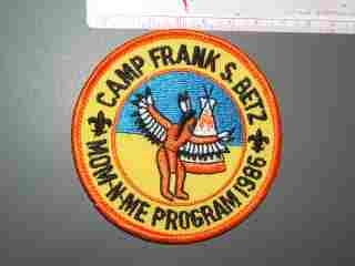 Camp Frank S. Betz Calumet Council Illinois