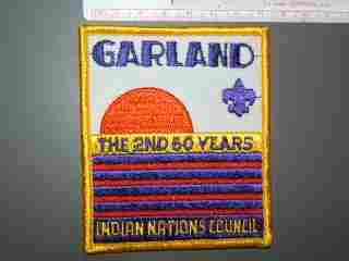 Camp Garland Indian Nations Council Oklahoma