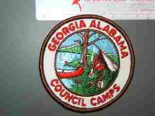 Georgia Alabama Council Camps