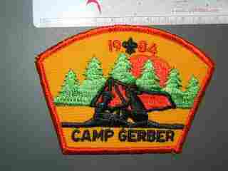 Camp Gerber West Michigan Shores Council