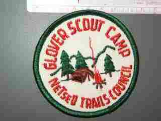Glover Scout Camp Netseo Trails Council Texas