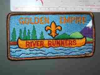 Golden Empire Council River Runners