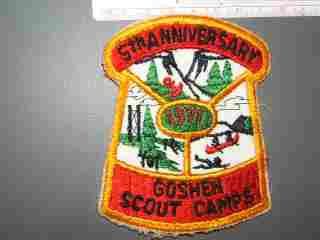 Goshen Scout Camps National Capitol Area Council