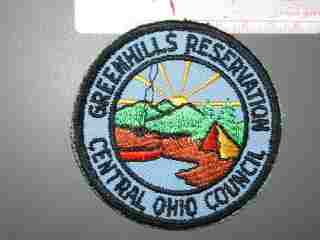 Greenhills Reservation Central Ohio Council