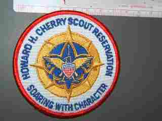 Howard H. Cherry Scout Camp Hawkeye Area Council Iowa