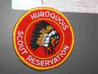 Huroquois Scout Reservation West Virginia