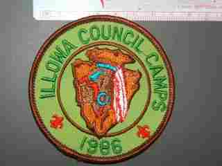Illowa Council Camps Iowa