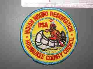 Indian Mound Reservation Milwaukee County Council Wisconsin