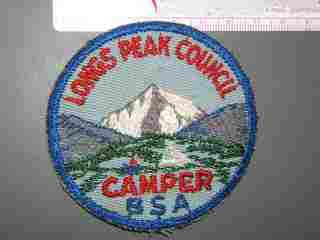 Longs Peak Council Camper Colorado