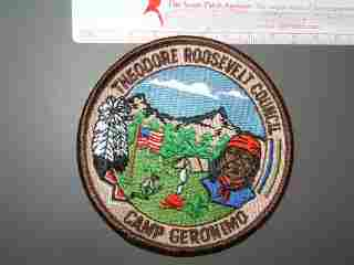 Camp Geronimo Theodore Roosevelt Council Arizona