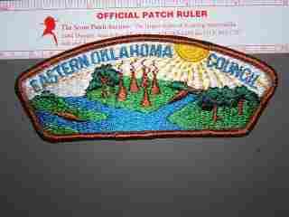 Eastern Oklahoma C CSP