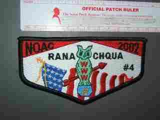 4 Ranachqua flap
