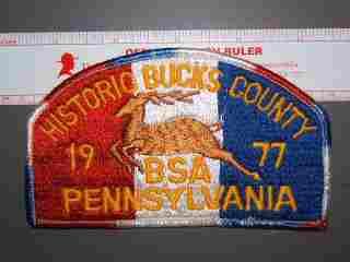 1977 Bucks County JSP
