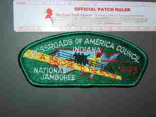 1993 Crossroads of America JSP