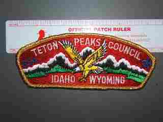 Teton Peaks C CSP