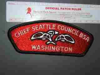 Chief Seattle C CSP