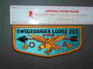 263 Swegedaigea flap