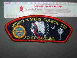 Indian Waters C CSP