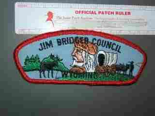 Jim Bridger C CSP