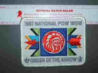 1987 OA National Pow Wow