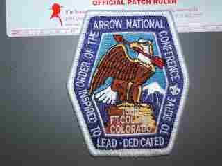 1988 NOAC patch