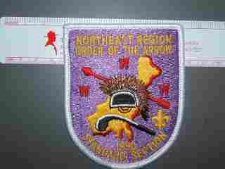 1990 NE Region standard section patch