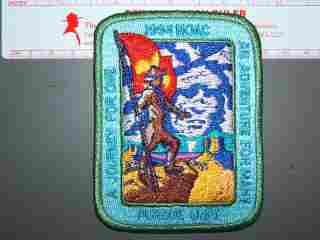 1994 NOAC pocket patch