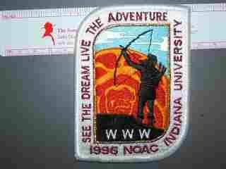 1996 NOAC patch