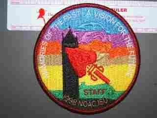 1998 NOAC staff patch