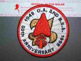 1998 OA 50th anniversary