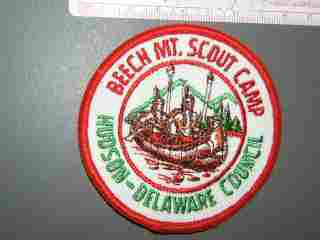 Beech Mt. Scout Camp