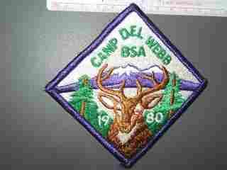 Camp Del Webb 1980
