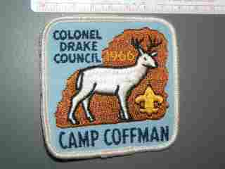 Camp Coffman 1966