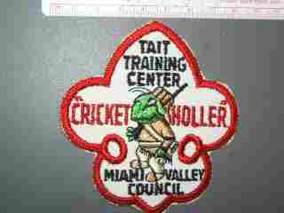 Camp Cricket Holler