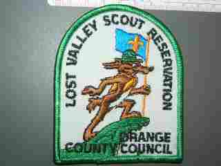 Lost Valley Scout Reservation